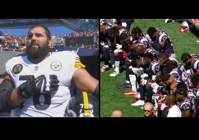 e01379b71 NFL Sunday Gone Wild - Numerous Teams join protests against National Anthem