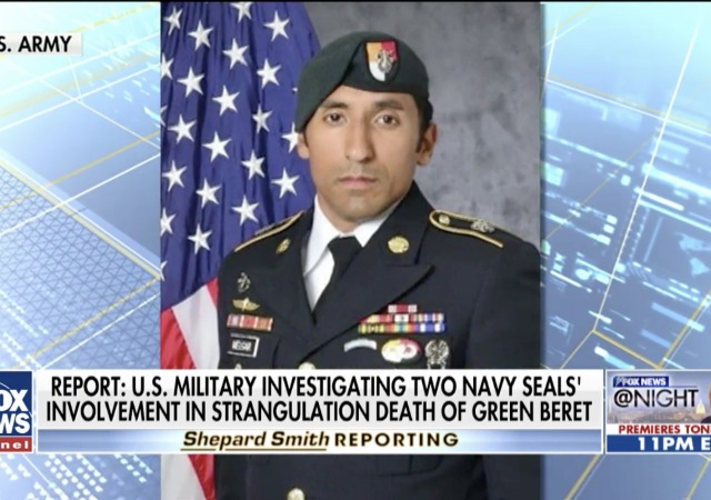 Report: SEALs Killed Green Beret After He Discovered Alleged