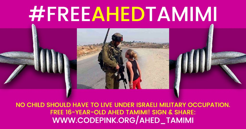 http://www.codepink.org/ahed_tamimi