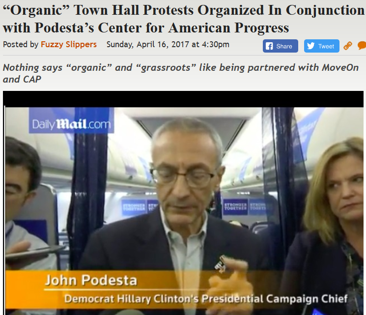 https://legalinsurrection.com/2017/04/organic-town-hall-protests-organized-in-conjunction-with-podestas-center-for-american-progress/