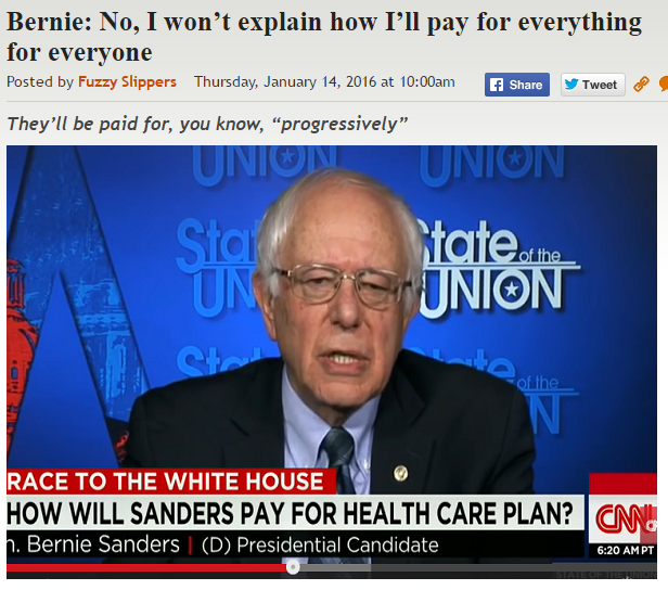 http://legalinsurrection.com/2016/01/bernie-no-i-wont-explain-how-ill-pay-for-everything-for-everyone/
