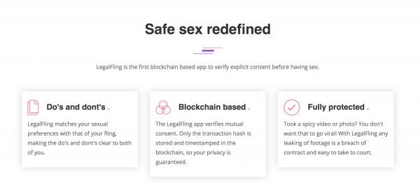 Theres An App To Create Consensual Sex Contracts
