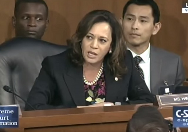 REPORT: Kamala Harris Joins the Anonymous, Unsubstantiated Claim Party