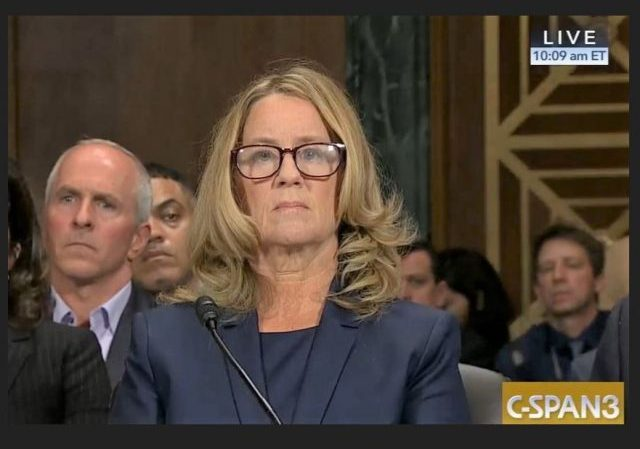 1c83ebfb224 Grassley  Judiciary Comm has evidence of Christine Blasey Ford