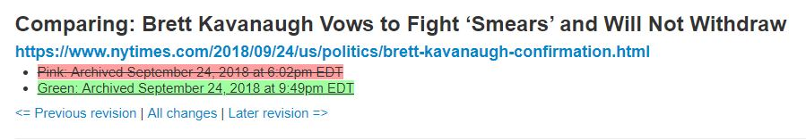 http://newsdiffs.org/diff/1877360/1877536/https%3A/www.nytimes.com/2018/09/24/us/politics/brett-kavanaugh-confirmation.html