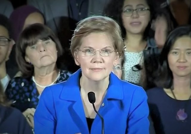 Elizabeth Warren exploits Florida recount to advance presidential ambitions