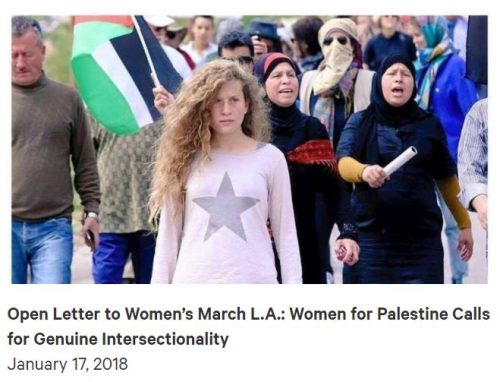 https://www.change.org/p/emiliana-guereca-and-deena-katz-co-executive-directors-women-s-march-los-angeles-foundation-open-letter-to-women-s-march-l-a-women-for-palestine-calls-for-genuine-intersectionality