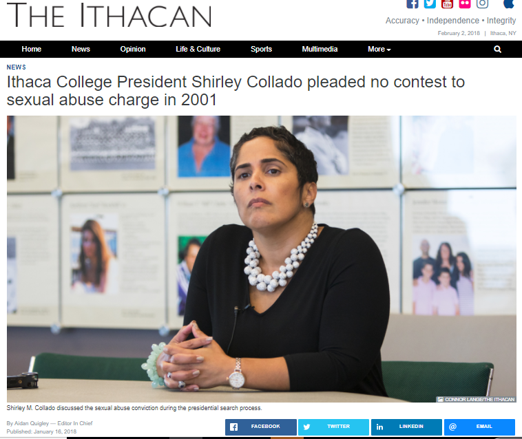 https://theithacan.org/news/ithaca-college-president-shirley-collado-has-2001-sexual-abuse-conviction/