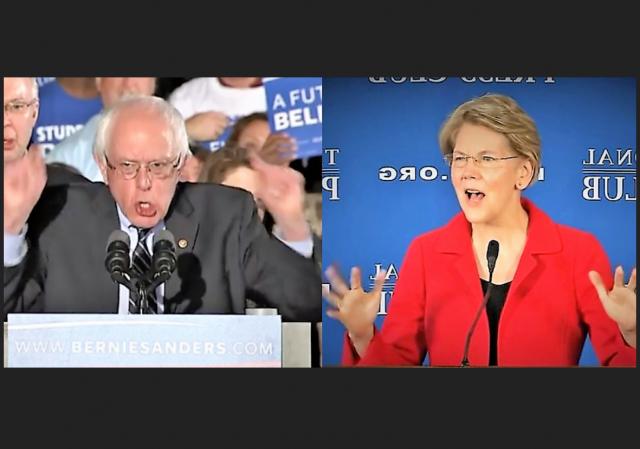#RefundWarren: Bernie Sanders supporters go ballistic on Elizabeth Warren over last-minute sexism claim