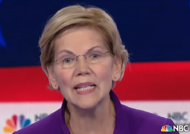 Elizabeth Warren Lined Campaign Pockets With Big Donor Cash Prior to Presidential Run