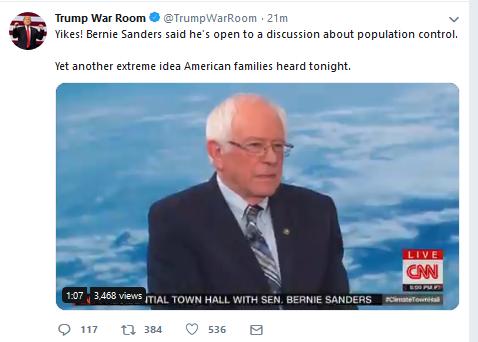 https://twitter.com/TrumpWarRoom/status/1169428992069423104