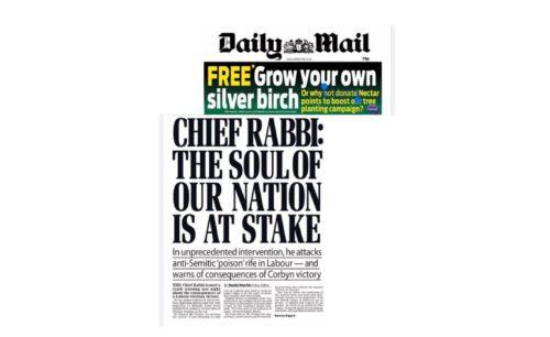 Screen grab Daily Telegraph