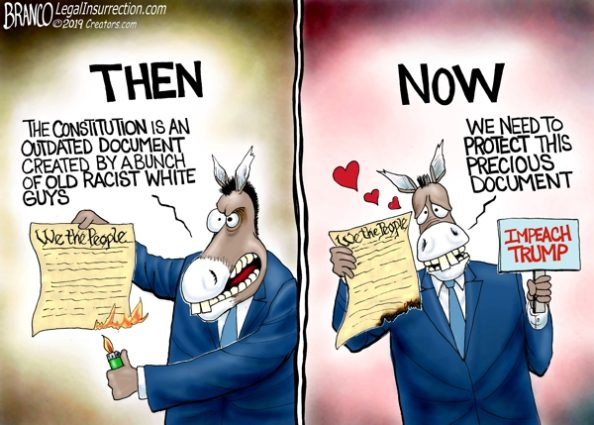 Democrats Discover The Constitution & Founders