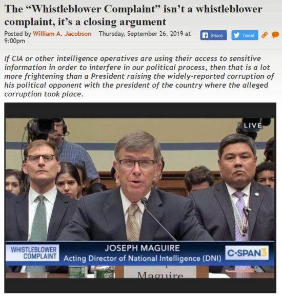 https://legalinsurrection.com/2019/09/the-whistleblower-complaint-isnt-a-whisteblower-complaint-its-a-closing-argument/