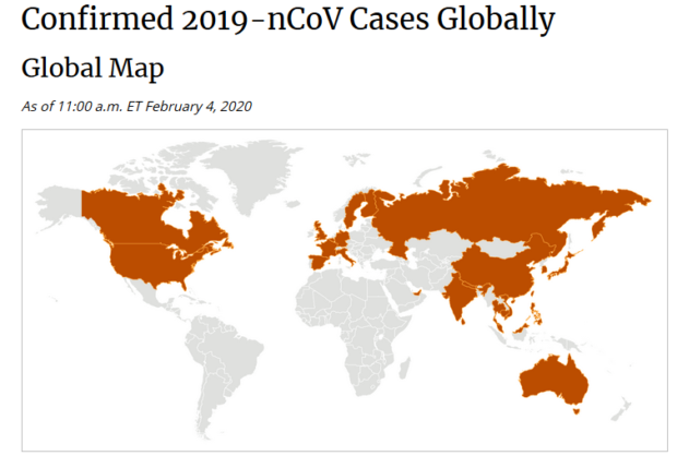 CDC: https://www.cdc.gov/coronavirus/2019-ncov/locations-confirmed-cases.html