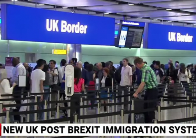 UK: New policy restricts entry of non-English speaking and unskilled foreign workers