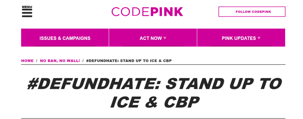 http://web.archive.org/web/20190826155312/https://www.codepink.org/stand_up_to_ice_cbp
