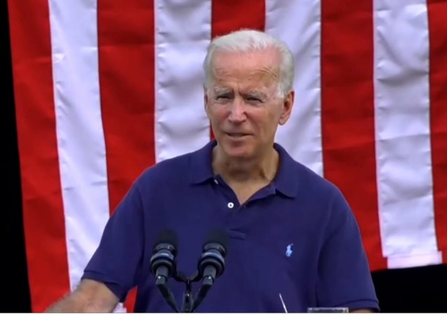 FLASHBACK: Biden Brags About Getting Ukrainian Prosecutor Investigating Son Fired and Democrats Wrote Ukraine, Asking for Investigation of Trump