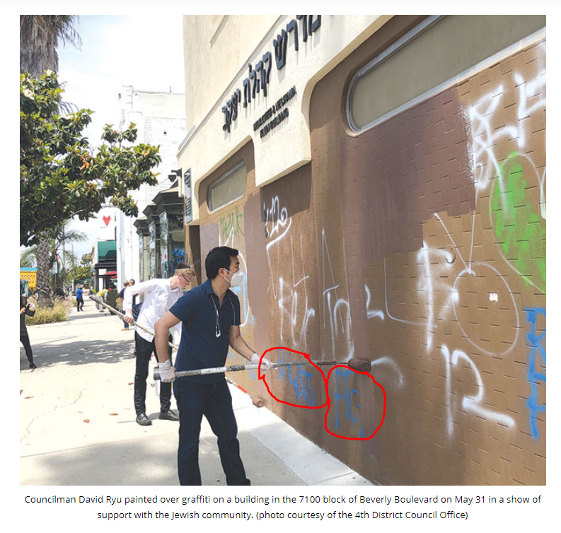 https://beverlypress.com/2020/06/jewish-community-unites-to-clean-up-after-protests/