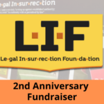 Legal Insurrection Foundation 2nd Anniversary Fundraiser