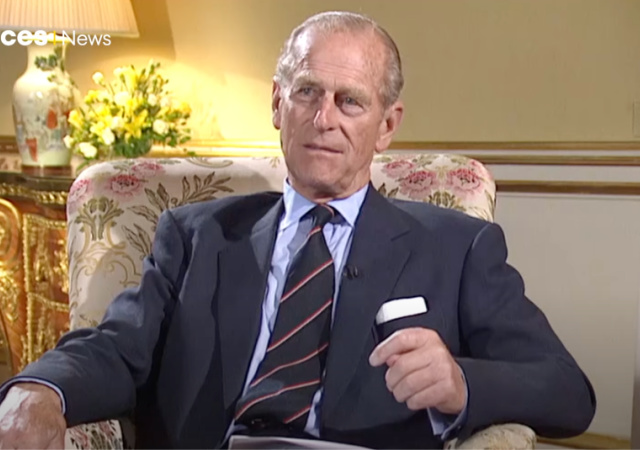 HRH The Prince Philip, Age 99, Passes Away at Windsor Castle