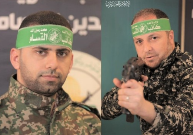 Two Hamas Gaza Terrorists Blow Themselves Up Dismantling Unexploded Israeli Ordnance
